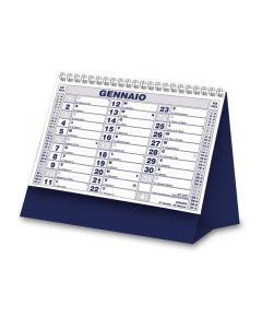 CHIC - Spiral desk calendar