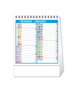 TABLE MOD - Desk calendar