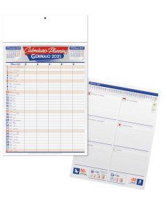 PLANNING - Monthly memo calendar