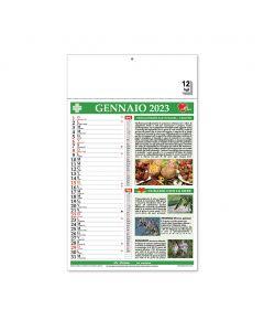 WELFARE - Health advices wall calendar