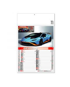 RALLY - Sports car calendar