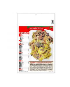 FOOD - Gastronomic calendar