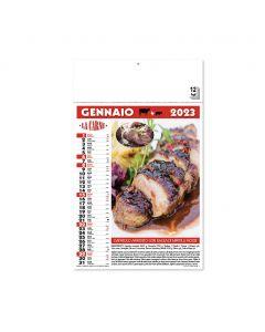 BUTCHER - Gastronomic calendar