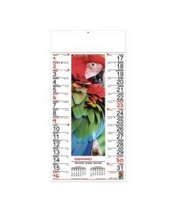 COLOURS - Coloured wall calendar