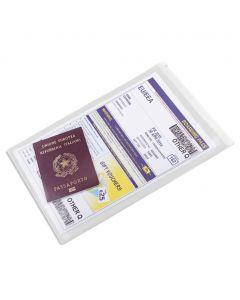 CASE - document holder leatherette envelope