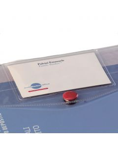 OFFICE - AA document folder with business card holder