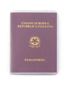 PASSPORT - trasparent PVC passport holder
