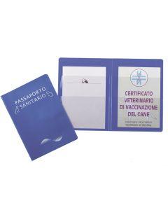 PET - veterinary passport holder