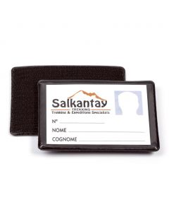 UNIFORM - identification card holder with strap