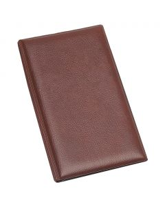 LIST CLASSIC - leatherette orders holder