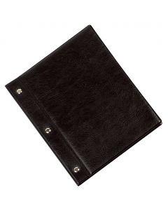 MENU CLASSIC M - medium leatherette menu holder