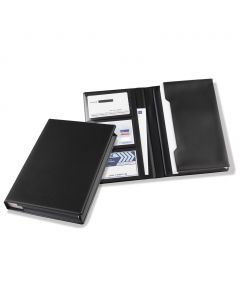 FOLD - document holder with bellows pocket