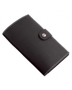 JOURNEY - rubberized canvas document holder