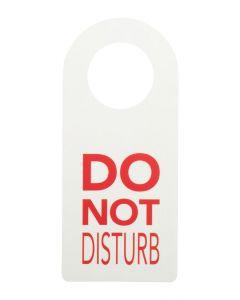 DISTURB - custom door hanger