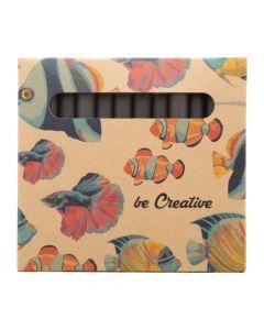 CRAXON 12 ECO - custom 12 pc crayon set