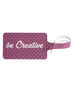 LONDON - luggage tag