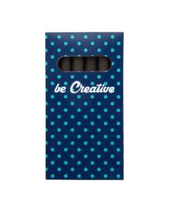CRAXON 6 - custom 6 pc crayon set