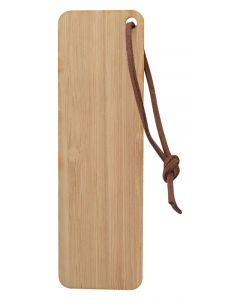 BOOMARK - bamboo bookmark