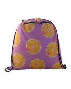 CREADRAW ZIP RPET - custom drawstring bag