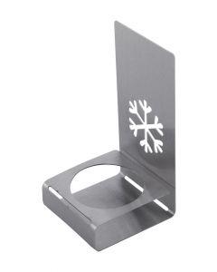 TYLLDALEN - candle holder, snowflake