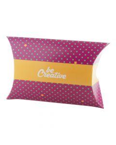CREABOX PILLOW M - pillow box