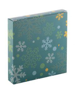 CREABOX SNACK PLATE B - custom box