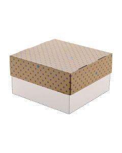 CREABOX GIFT BOX A - custom lid