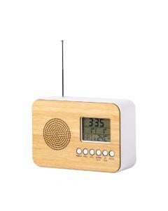 TULAX - radio desk clock