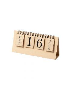 GADNER - everlasting calendar