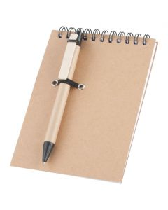 CONCERN - notebook with pen