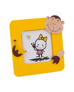 HANNA - photo frame, monkey