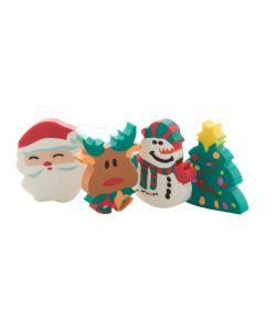 FLOP - Christmas eraser set