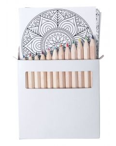 BOLTEX - mandala colouring set