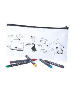 SKINGA - colouring pen case