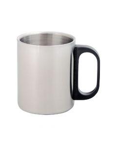 GILBERT - double metal mug