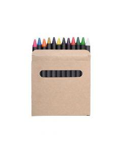 LOLA - set of 12 crayons