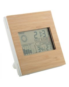 BOOCAST - bamboo weather station