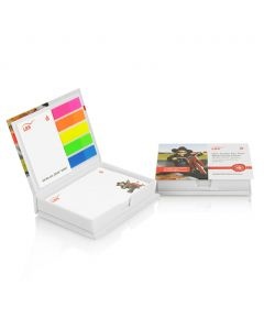 NOTE BOX - sticky notes with box