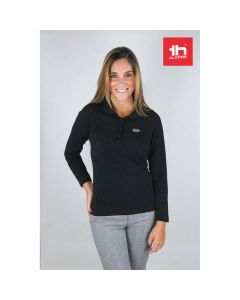 THC BERN WOMEN - Women's long sleeve polo shirt