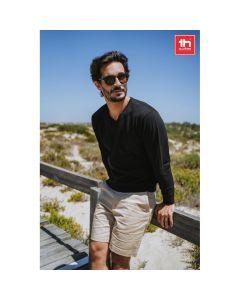 THC MILAN - Men's V-neck jumper