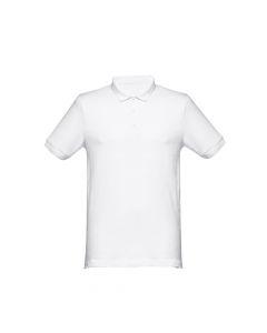 THC MONACO WH - Men's polo shirt