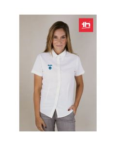 THC LONDON WOMEN WH - Women's oxford shirt