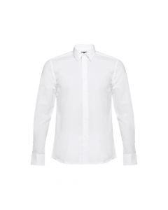 THC BATALHA WH - Men's poplin shirt
