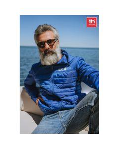 THC SKOPJE - Men's hooded jacket