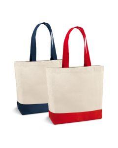 EDMONTON - 100% cotton canvas bag