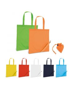 SHOPS - Foldable bag in 190T