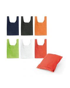 PLAKA - Foldable bag in 210D