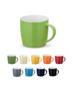 COMANDER - Ceramic mug 370 ml