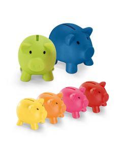 PIGGY - Piggy bank in PVC