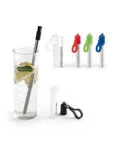 ZAMBA - Reusable straw kit